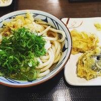 Foto tomada en Marugame Seimen por ことしろ el 7/11/2015