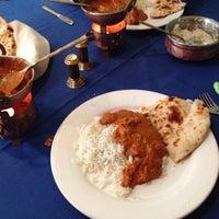 Photo taken at Mezbaan Bar & Indian Cuisine by Sergio B. on 5/31/2014