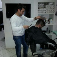 Photo taken at Salon Kadir Men&Women Hairdressing Salon Wellness & Spa in sultanahmet istanbul by Güray K. on 1/31/2013