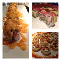 Das Foto wurde bei Bonsai Sushi von Dallas Food N. am 4/23/2013 aufgenommen