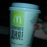 Photo taken at McDonald's by Елена А. on 1/10/2013