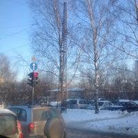 "Photo taken at Pietura ""Slokas iela"" by Andrejs B. on 1/19/2013"