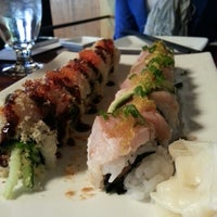 Photo taken at Nijo Sushi Bar & Grill by Ahmad C. on 2/7/2013