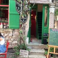 7/6/2013 tarihinde Sanem A.ziyaretçi tarafından Vino Şarap Evi'de çekilen fotoğraf