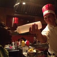 Photo taken at Koto Japanese Steakhouse by Carol S. on 7/27/2013