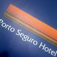 Photo taken at Porto Seguro Hotel by Natalia A. on 5/13/2013