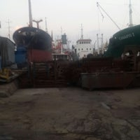 Photo taken at Yardgem Shipping Inc.-Yardgem Docks by Ebru U. on 9/14/2014