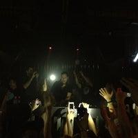 Photo taken at Sound Nightclub by Kesarin S. on 5/3/2013