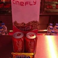 2/23/2013 tarihinde Öznur K.ziyaretçi tarafından Cinefly'de çekilen fotoğraf