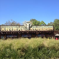 Photo taken at Disney's Animal Kingdom by Danielle T. on 3/16/2013