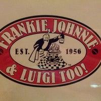Photo taken at Frankie, Johnnie & Luigi Too! by Katie on 3/17/2013