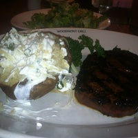 Photo taken at Woodmont Grill by Poochie K. on 3/16/2013