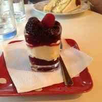 Photo taken at Café des Fleurs by Silvia R. on 6/23/2013