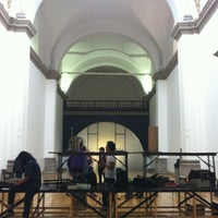 Photo taken at Laboratorio Arte Alameda by Luis Francisco G. on 5/19/2013