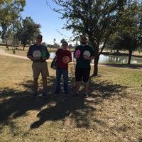 Photo taken at Scottsdale Greenbelt by Kristen H. on 2/7/2015