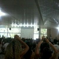 Photo taken at IEBV - Igreja Evangélica Batista de Vitória by Mariana P. on 1/5/2013