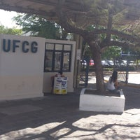 Photo taken at Universidade Federal de Campina Grande (UFCG) by Juliermes N. on 4/17/2013