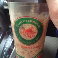 Photo taken at โรสกาแฟสด by Jobbiee Z. on 7/21/2013
