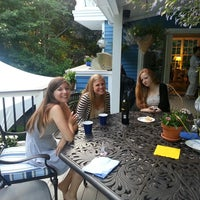 Photo taken at chez coyle by Rick R. on 6/9/2013