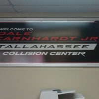 ... Photo Taken At Dale Earnhardt Jr. Chevrolet   Collision Center By Merle  C. On ...