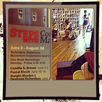 Photo taken at Steps on Broadway by mauricio V. on 6/20/2013