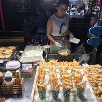Photo taken at Jongno 3-ga Street Food by Cuneyt T. on 8/26/2017