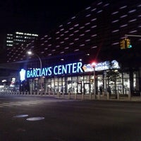 Photo taken at Barclays Center by Roger B. on 5/21/2013