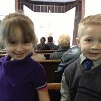 Photo taken at St Anthony's Catholic Church by Kelly E. on 2/24/2013