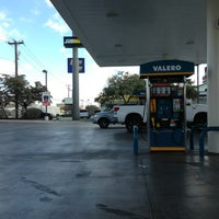 Photo taken at VALERO CORNER STORE by LLCoolShaun on 2/2/2013