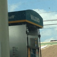 Photo taken at VALERO CORNER STORE by LLCoolShaun on 4/14/2013