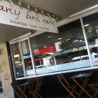Photo taken at Early Bird Cafe by Wayne W. on 1/2/2013