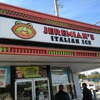 Photo taken at Jeremiah's Italian Ice by Rylee J. on 12/30/2012