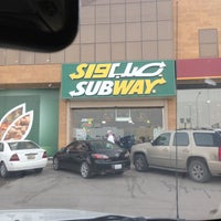 Photo taken at SubWay by Mohammed A. on 5/15/2013