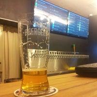 Photo taken at BeerGeek Bar by Boria K. on 11/20/2014