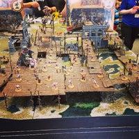 Photo taken at Games Workshop by St3v3 D. on 6/15/2013