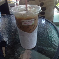 Photo taken at Palm Coffee by Boonchoke A. on 8/12/2014