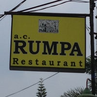 Photo taken at A. C. Rumpa by My T. on 5/4/2013