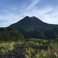Photo taken at Gunung Merapi by Ira S. on 4/22/2017