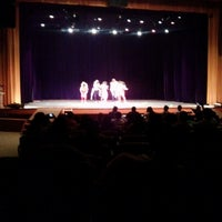 Photo taken at Teatro das Bacabeiras by Gleice N. on 7/13/2013
