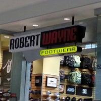 Photo taken at Robert Wayne Footwear by David J. on 10/23/2013