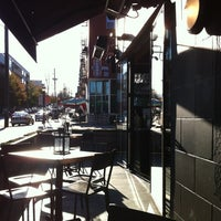 Photo taken at Barcelona Wine Bar Inman Park by HANNA A. on 11/26/2012