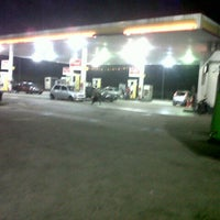 Photo taken at Shell by Afiq on 1/31/2013