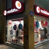 Photo taken at Vodafone Ερμού by Agridiotis A. on 12/30/2012