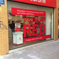 Photo taken at Vodafone Ερμού by Agridiotis A. on 4/18/2013