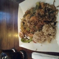 Photo taken at Hot Iron Mongolian Grill by Maha S. on 5/18/2013