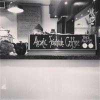 Photo taken at Venturi Deli Café by Kate R. on 1/6/2013