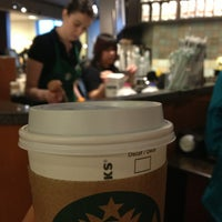 Photo taken at Starbucks by Rosa T. on 2/24/2013