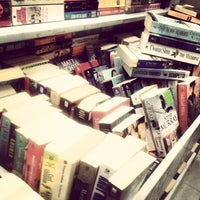 Photo taken at Book Sale - Robinson's Place - Manila by Nin A. on 12/22/2013