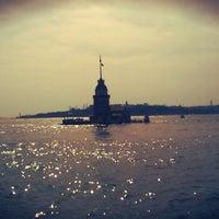 3/31/2013 tarihinde Gamze U.ziyaretçi tarafından Üsküdar Sahili'de çekilen fotoğraf