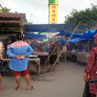 Photo taken at Pasar Way Halim by Tony Hermanto T. on 7/3/2014
